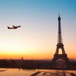 Перелет Франция - Франция на частном самолете